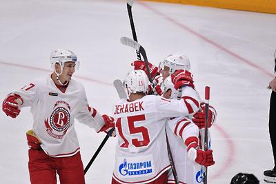 Подольский ХК «Витязь» поставил задачу выйти в плей‑офф в текущем хоккейном сезоне