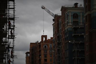 Около 2,5 тыс квартир ввели в эксплуатацию в Подмосковье за неделю