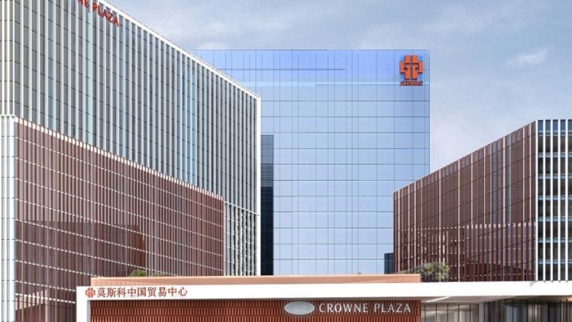 Строящийся в Останкинском районе столицы китайский деловой центр «Парк Хуамин» проверят