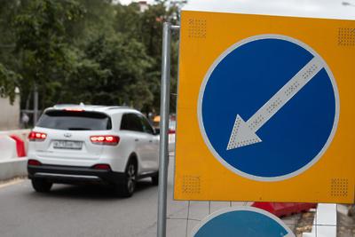 Дорогу к ЖК «Митино О2» в Красногорске планируют перекрыть с 21 сентября