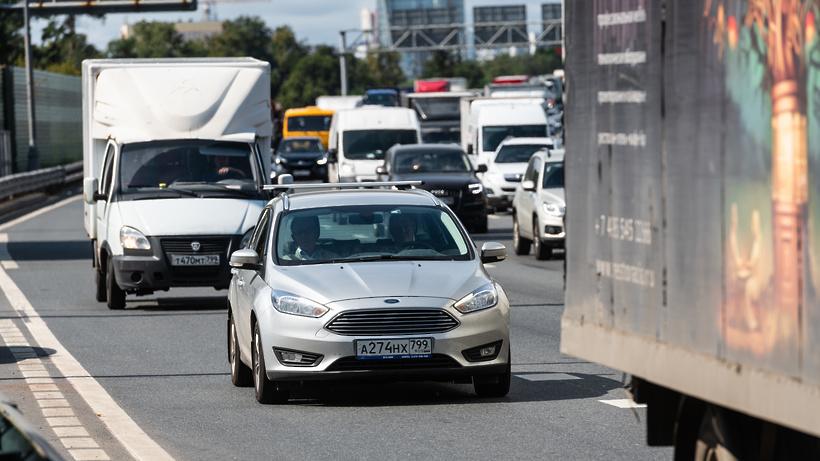 «Бутылочные горлышки» ликвидируют на Третьем транспортном кольце в Москве