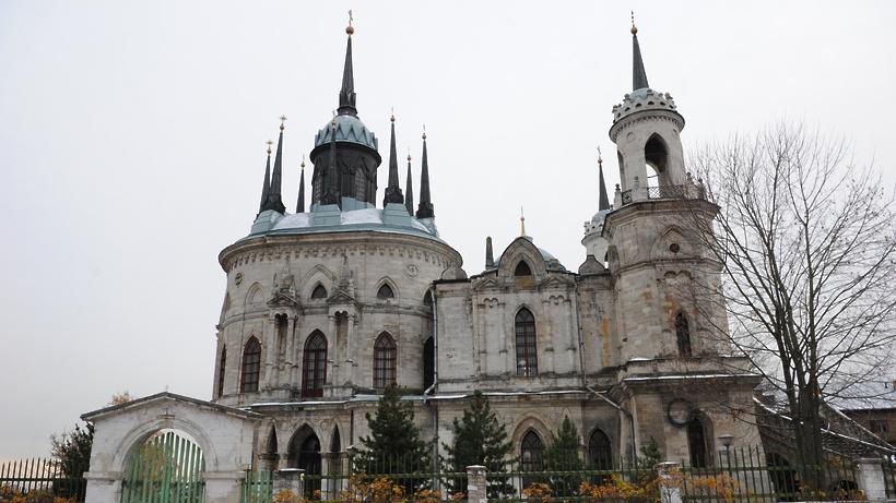 Туристам рассказали о красивейших церквях в Подмосковье