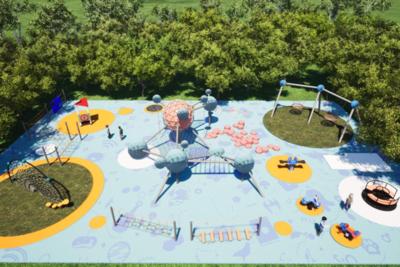 8 детских площадок откроются в парках Подмосковья 20 сентября