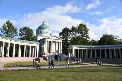 Усадьба «Архангельское» вошла в список самых посещаемых музеев России