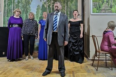 Хиты советского композитора прозвучали для жителей Люберец