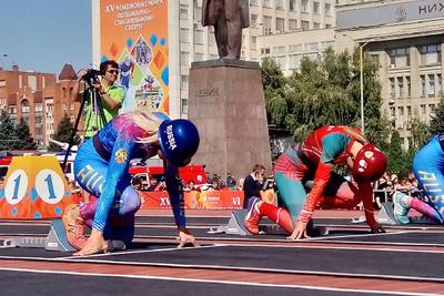 Жительница Подмосковья стала чемпионкой мира по пожарно‑спасательному спорту