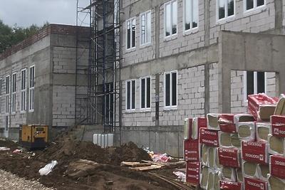 Новый подрядчик намерен достроить музыкальную школу в Волоколамске до конца года