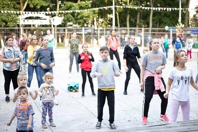 Бесплатный мастер‑класс по современным танцам пройдет в парке Подольска в День города