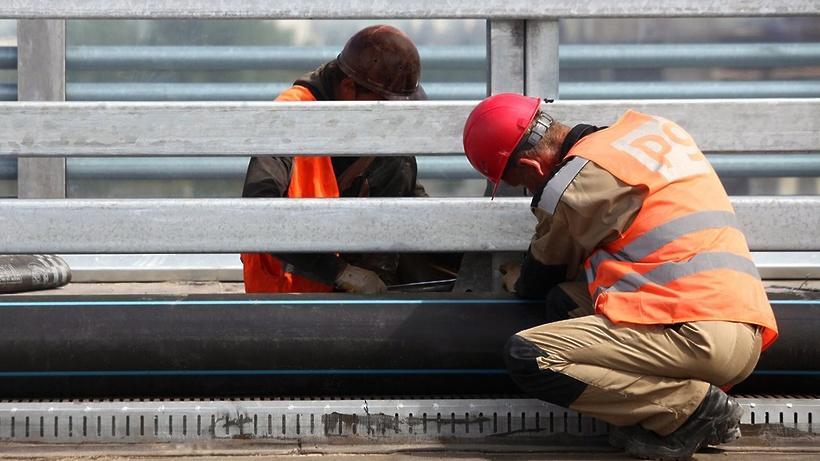 Еще 43 км дорог планируют построить в Москве до конца года
