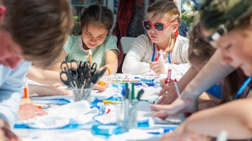 Развлекательную программу для детей подготовили 9 столичных парков до конца осени