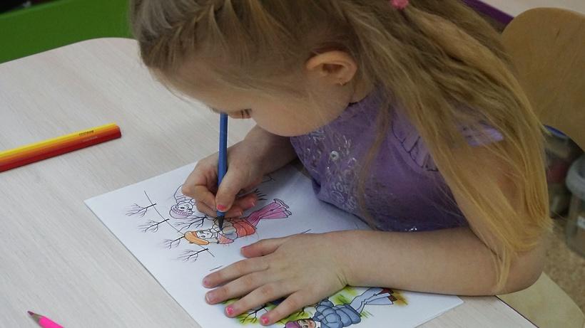 Дети в Красногорске могут поучаствовать в бесплатных мастер‑классах по рисованию