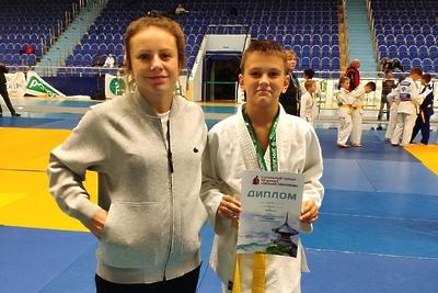 Подольский спортсмен стал бронзовым призером турнира по дзюдо в Троицке