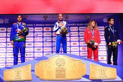 Спортсменки из Подмосковья завоевали две медали на чемпионате мира по боксу
