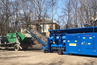 Две дополнительные бригады для вывоза отходов сформировали в Люберцах