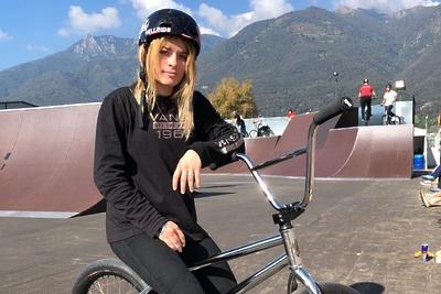 Спортсменка из Подмосковья привезла бронзу с чемпионата Европы по BMX