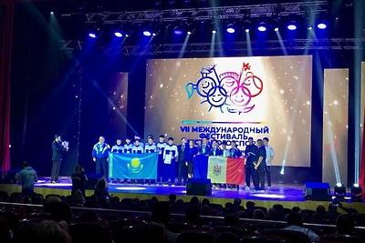 Ватерполисты из Одинцова заняли третье место на международном турнире в Казани