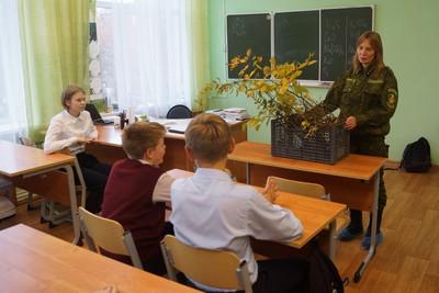 Более 400 уроков о лесе провели в образовательных учреждениях Подмосковья