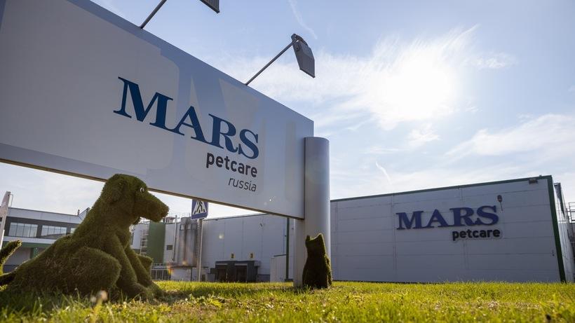 Mars планирует увеличить мощность фабрики кормов для животных в Ступине