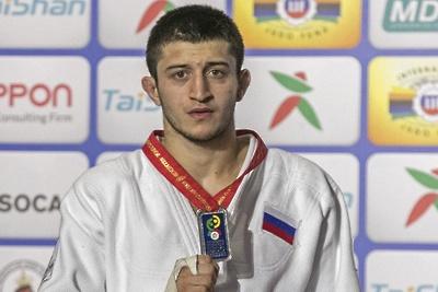 Дзюдоист из Подмосковья выиграл серебро на соревнованиях в Марокко