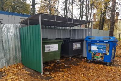 Около половины гаражных кооперативов Одинцовского округа имеют договора на вывоз мусора