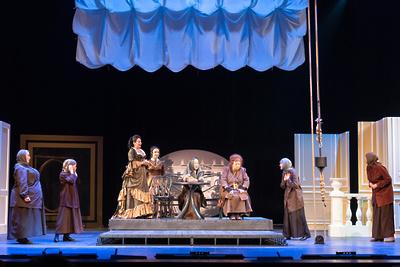 Премьера спектакля «На всякого мудреца довольно простоты» в Московском губернском театре