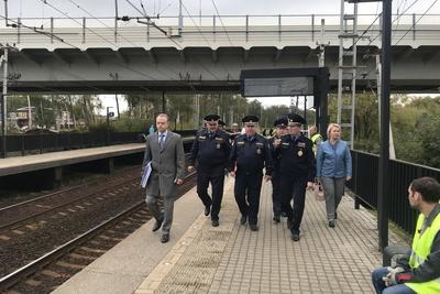 Около 400 нарушений чистоты и порядка удалось устранить на станциях МЦД в Подмосковье