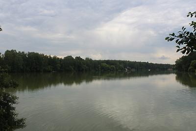 Первый этап благоустройства Малаховского озера в Люберцах завершат в 2020 году