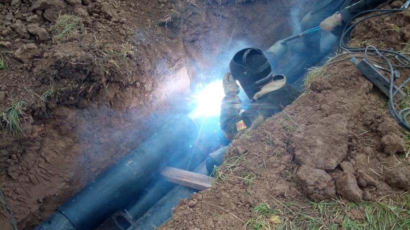Трубопровод в поселке Красково Люберец планируют заменить до 5 августа
