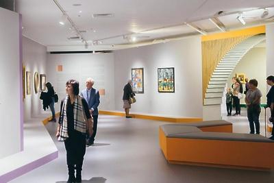 Выставка работ Шагала откроется в музее «Новый Иерусалим» в Истре в субботу