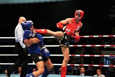 Подмосковные спортсмены завоевали медали на чемпионате Европы по тайскому боксу