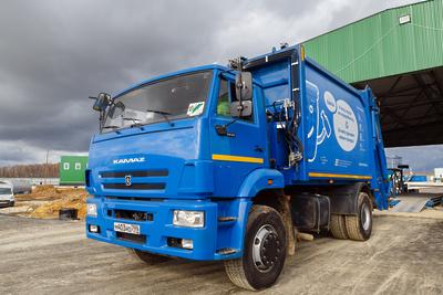 Новая техника обеспечит раздельный вывоз отходов в Одинцовском округе