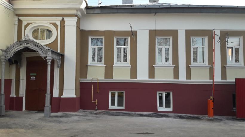 Туберкулезный диспансер отремонтировали в Серпухове
