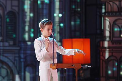 Юный музыкант из Красногорска стал участником конкурса «Синяя птица»