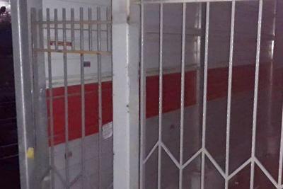 «Народный переход» через ж/д пути ликвидировали у станции Салтыковская в Балашихе