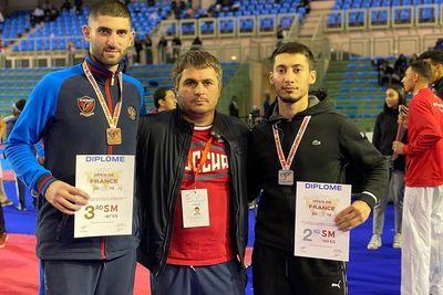Спортсмены из Подмосковья завоевали две медали на международном турнире по тхэквондо