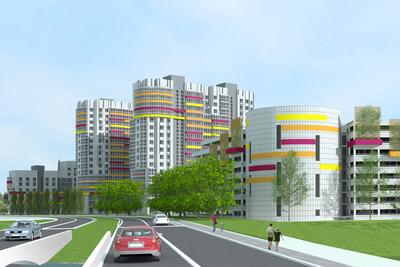 В Щелкове начали строительство жилого дома в квартале «Соболевка»