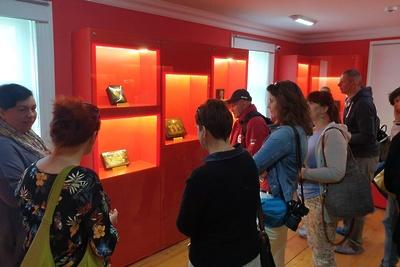 Новые экспонаты стоимостью 6 млн руб поступили в музей народных промыслов Подмосковья
