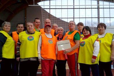 Спортсмены‑инвалиды из Воскресенска успешно выступили на открытой спартакиаде