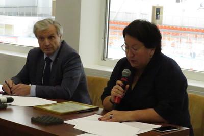 Стадион «Машиностроитель» планируют открыть в Красногорске в конце ноября— начале декабря