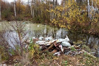 Эконадзор проверит состояние реки Македонки в границах Люберец