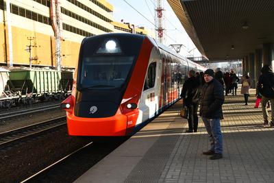Более 500 тыс пассажиров пользуются МЦД ежедневно