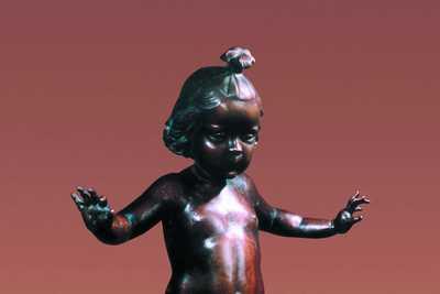 Скульптурные работы Дмитрия Тугаринова впервые представили в Зарайске