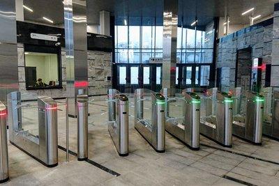 На станциях МЦД в воскресенье начнут работать турникеты