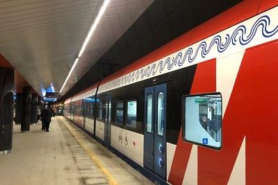 Еще на ряде станций МЦД включили турникеты перед введением платного проезда