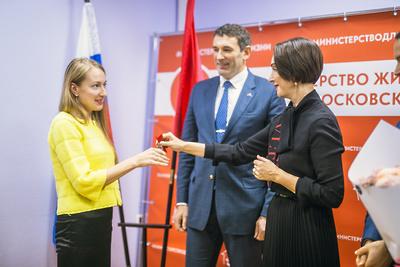 Дольщики ЖК «Лидер» в Лобне получили ключи от квартир