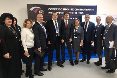 Более 300 сотрудников предприятий ЖКХ прошли независимую оценку квалификаций в Подмосковье