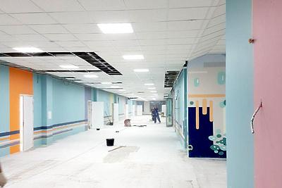 Школу на 1350 мест в Одинцове построят до конца года