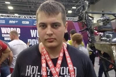 Спортсмен из Подольска стал чемпионом мира на соревнованиях по пауэрлифтингу в Москве