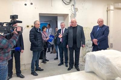 Ход проведения ремонта проверят в больнице микрорайона Подольска 9 декабря