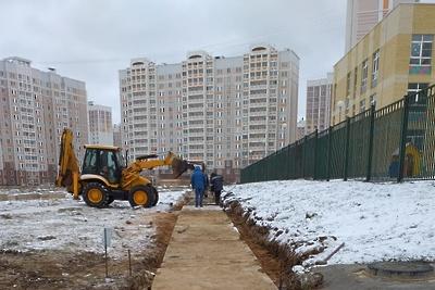Изменения в схеме движения пешеходов на улице 43‑й Армии Подольска продлили до 14 декабря